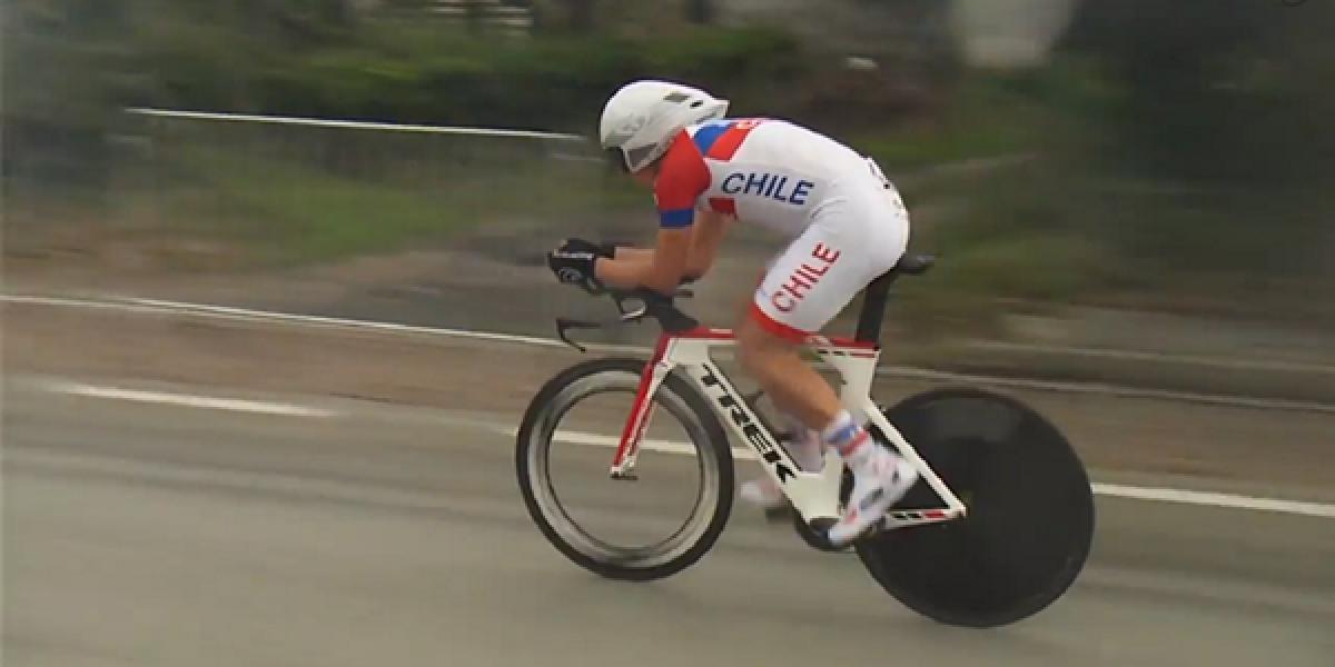 Ciclista José Luis Rodríguez es el nuevo líder del Tour del Porvenir