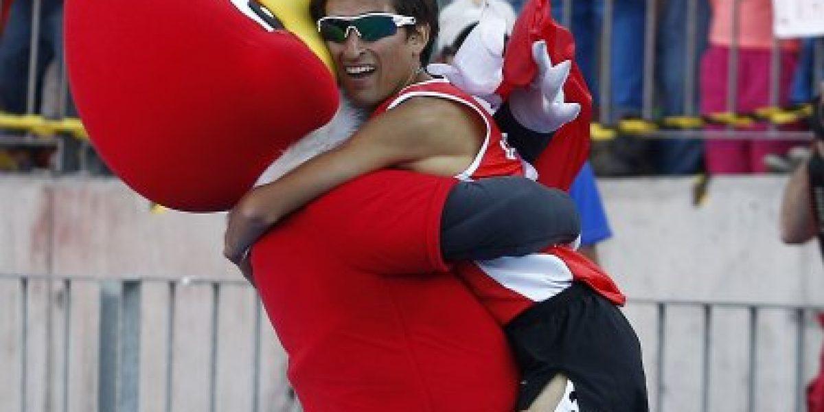 Víctor Aravena no superó la primera ronda de los 5.000 metros en Beijing