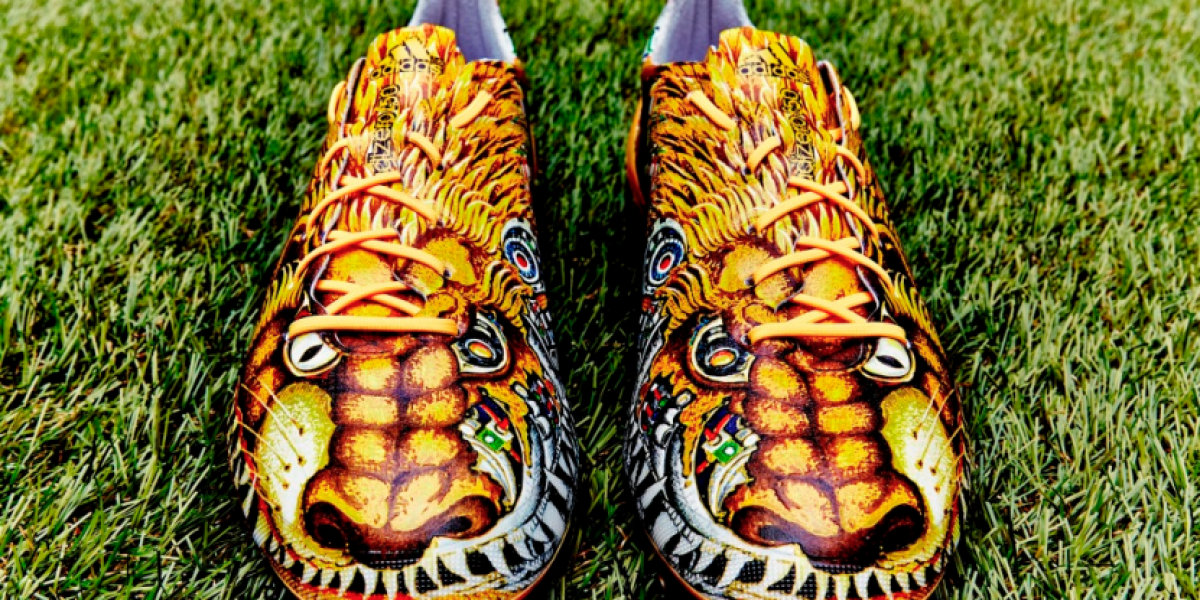 Los cinco zapatos de fútbol más feo del mundo