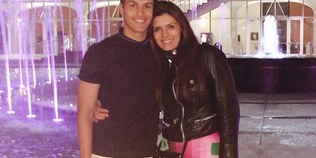 Así es el reencuentro de Ivette Vergara y su hijo tras llorada separación