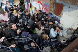 En ese país solo se reseñó el encarcelamiento de un periodista en 2014. Foto:Getty Images. Imagen Por: