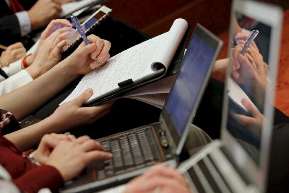 Dicha entidad expone que en 2014 no se reporteraon periodistas asesinados en Estados Unidos. Foto:Getty Images. Imagen Por: