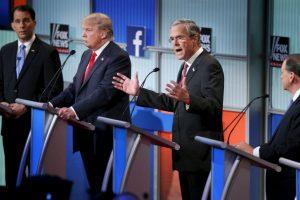 Jeb Bush, aspirante presidencial del partido Republicano. Foto:Getty Images. Imagen Por:
