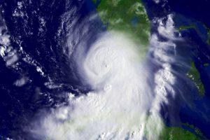 El huracán Katrina fue el más destructivo y el que causó más víctimas mortales de la temporada de huracanes en el Atlántico de 2005. Foto:Getty Images. Imagen Por: