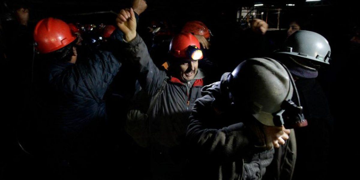 Curanilahue: arzobispo critica al Estado tras fin de huelga de mineros
