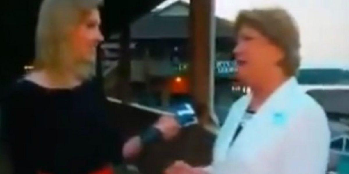 Video: Asesinan a reportera y camarógrafo mientras transmitían en vivo