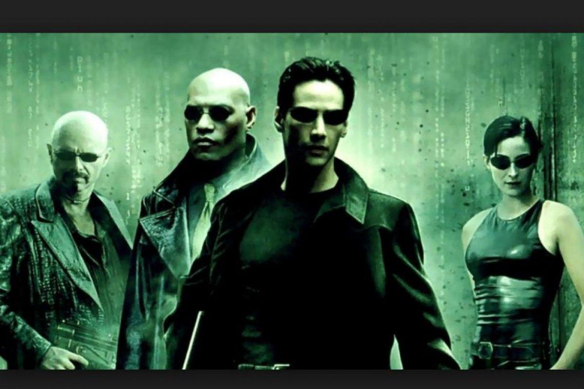 """""""The Matrix"""" es otro gran ejemplo de lo que el futuro de la inteligencia artificial puede propiciar Foto:Lana Wachowski/Andy Wachowski. Imagen Por:"""