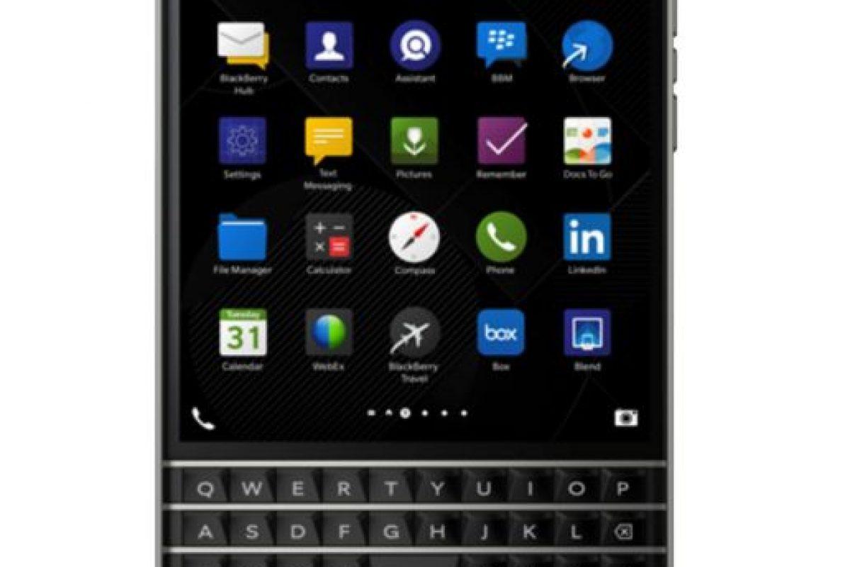 Foto:Blackberry. Imagen Por: