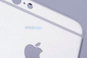 La parte trasera del nuevo dispositivo Foto:vía 9to5Mac.com. Imagen Por: