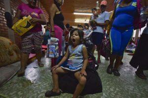 Desde el 22 de agosto, 1.088 colombianos han sido deportados/repatriados en Norte de Santander tras el cierre de la frontera y declaratoria del Estado de Excepción Constitucional en seis municipios del Estado del Táchira Foto:AFP. Imagen Por: