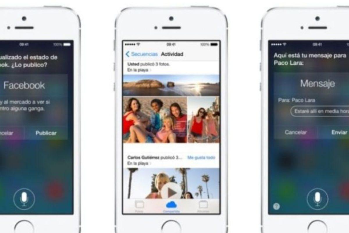 Busca la aplicación idónea para responder a su respuesta. Foto:Apple. Imagen Por: