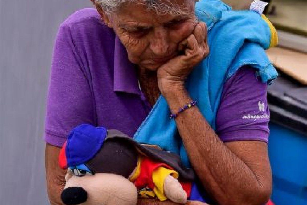 Al menos 929 personas se encuentran en seis albergues habilitados en los municipios de Cúcuta y Villa del Rosario Foto:AFP. Imagen Por: