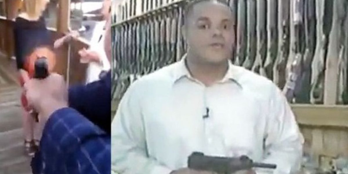 Asesino de periodistas posó con armas en sus últimos reportajes