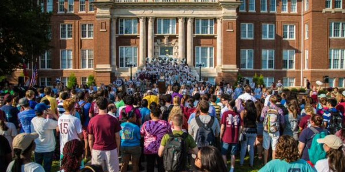 Detienen a sospechoso de tiroteo en Universidad de Mississippi