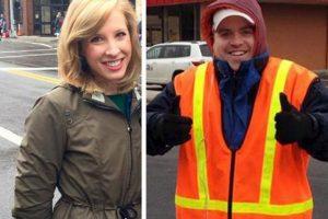 """Ambos trabajaban en el canal local de Virginia, """"WDBJ"""", filial de la cadena """"CBS"""". Foto:AP. Imagen Por:"""