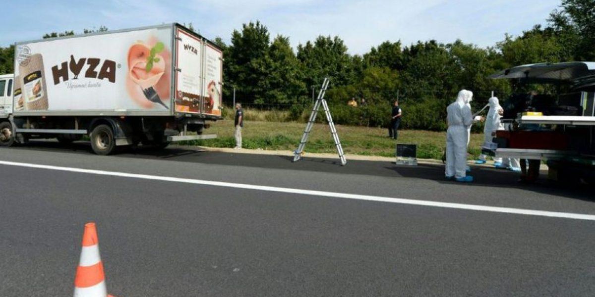 Entre 20 y 50 refugiados mueren en Austria asfixiados en un camión