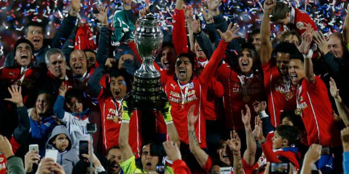 Tour de la Copa América comienza este viernes en Copiapó