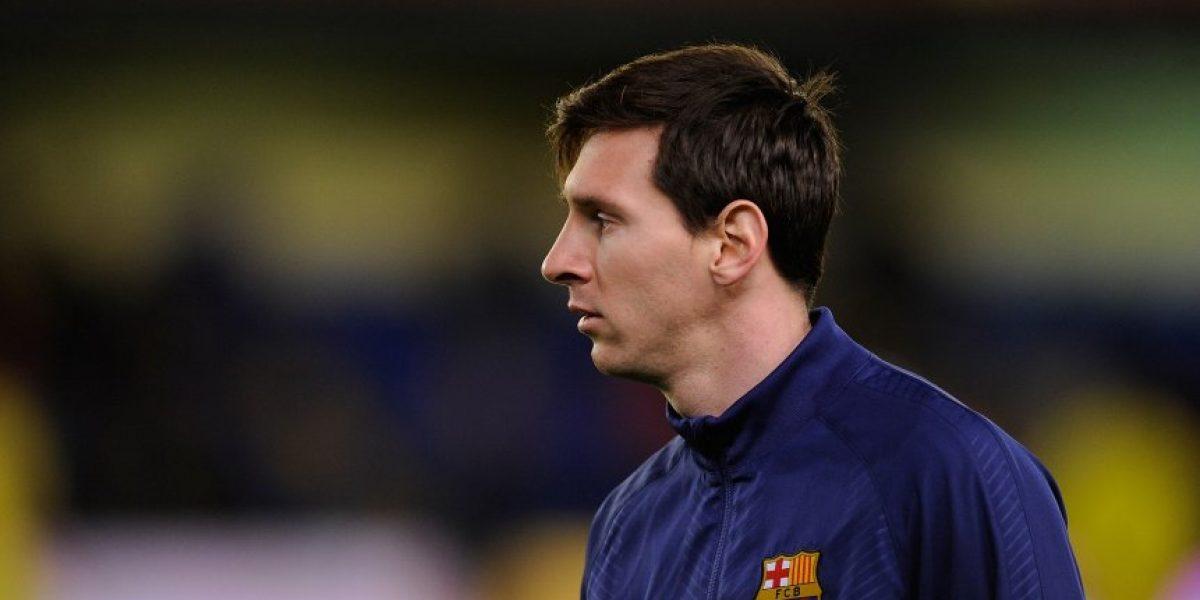 Lionel Messi gana el premio al