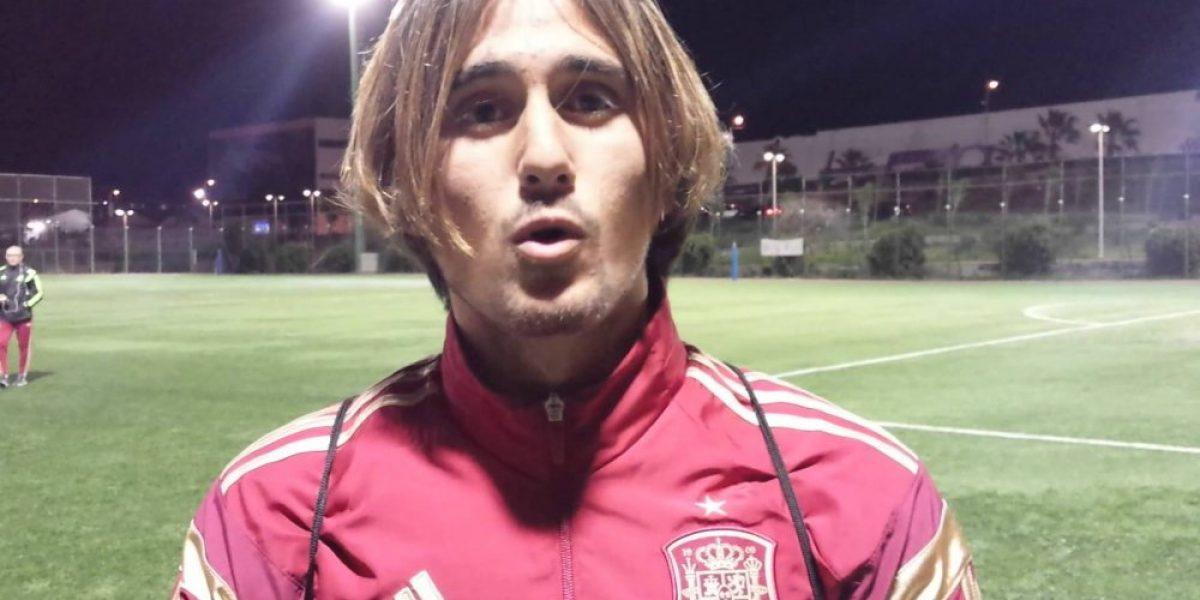 Manchester City de Pellegrini contrata a joven promesa del fútbol español