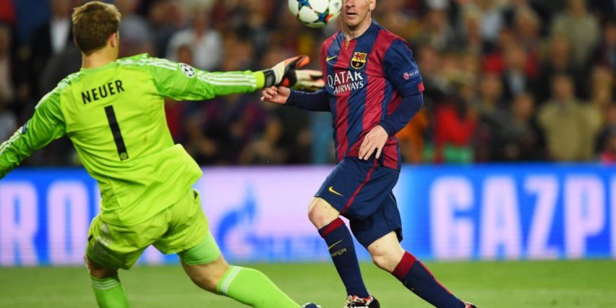 Barcelona se queda con los premios de