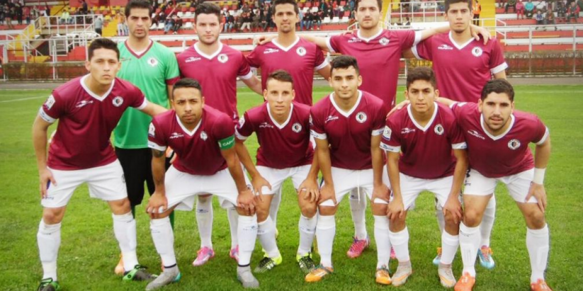 Bravo feliz: Unión Santa Cruz vuelve al profesionalismo con una goleada