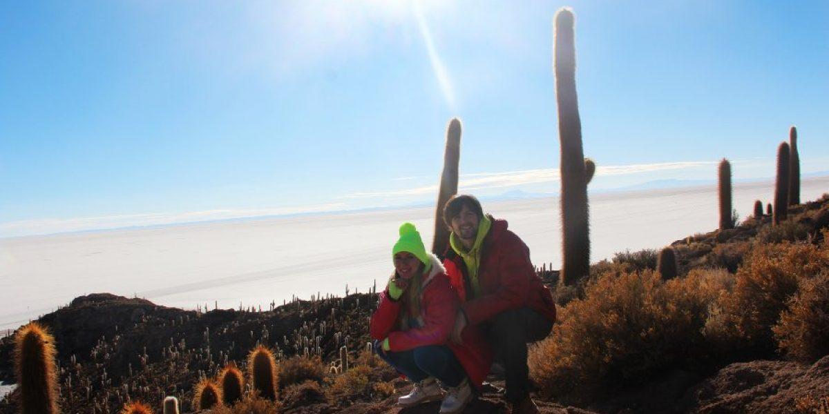 Ex chica reality relata sus horas de angustia en la cordillera boliviana