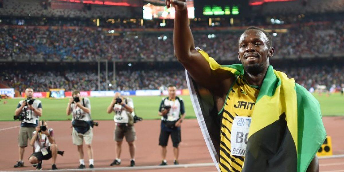 De otro planeta: Relámpago Bolt gana el oro de 200 metros en Beijing