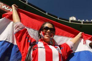 Paraguay: 38 Foto:Getty Images. Imagen Por: