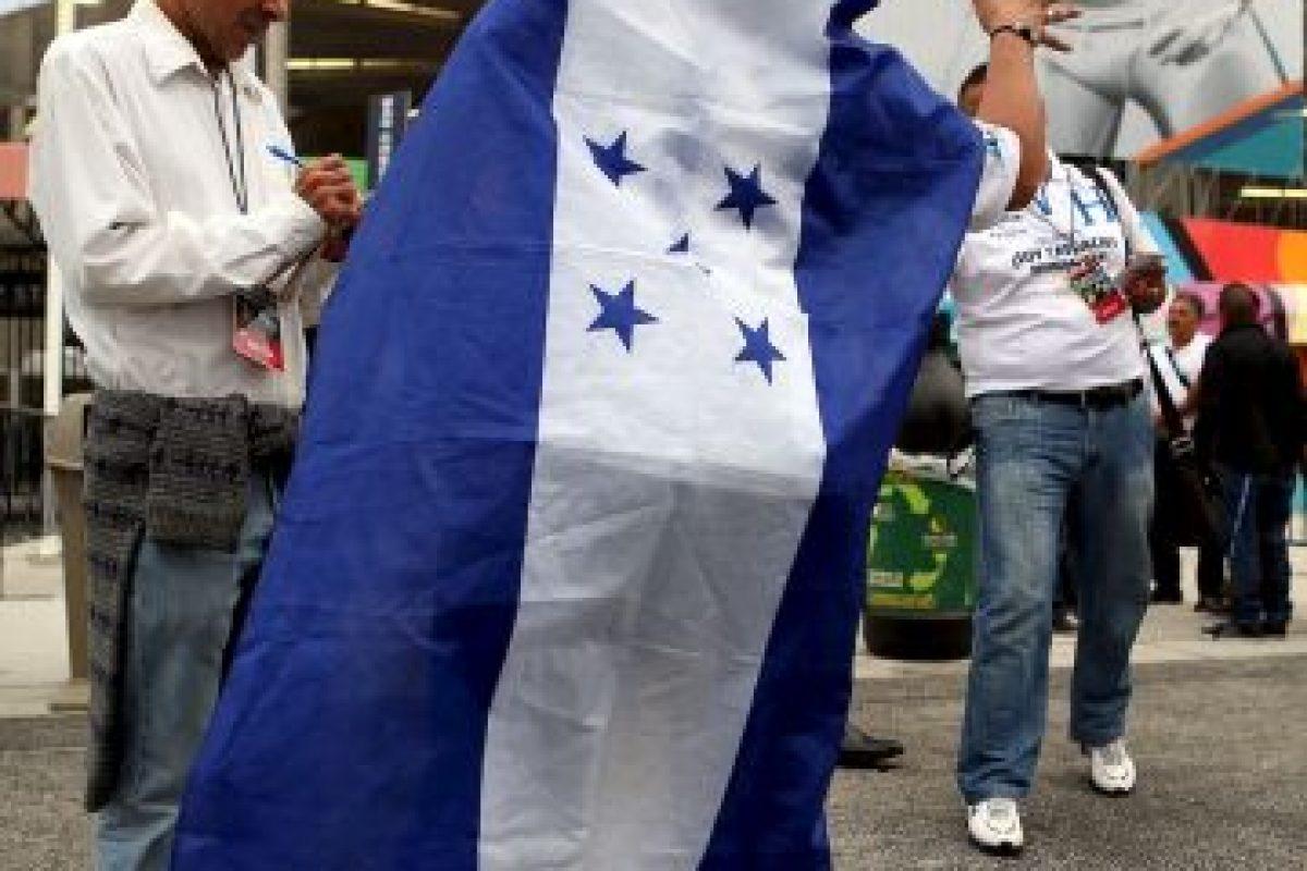 Honduras: 402 Foto:Getty Images. Imagen Por: