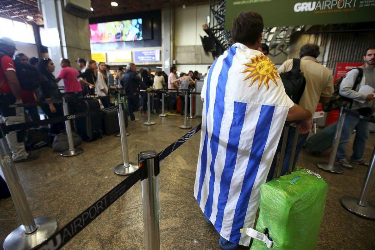 Uruguay: 43 Foto:Getty Images. Imagen Por: