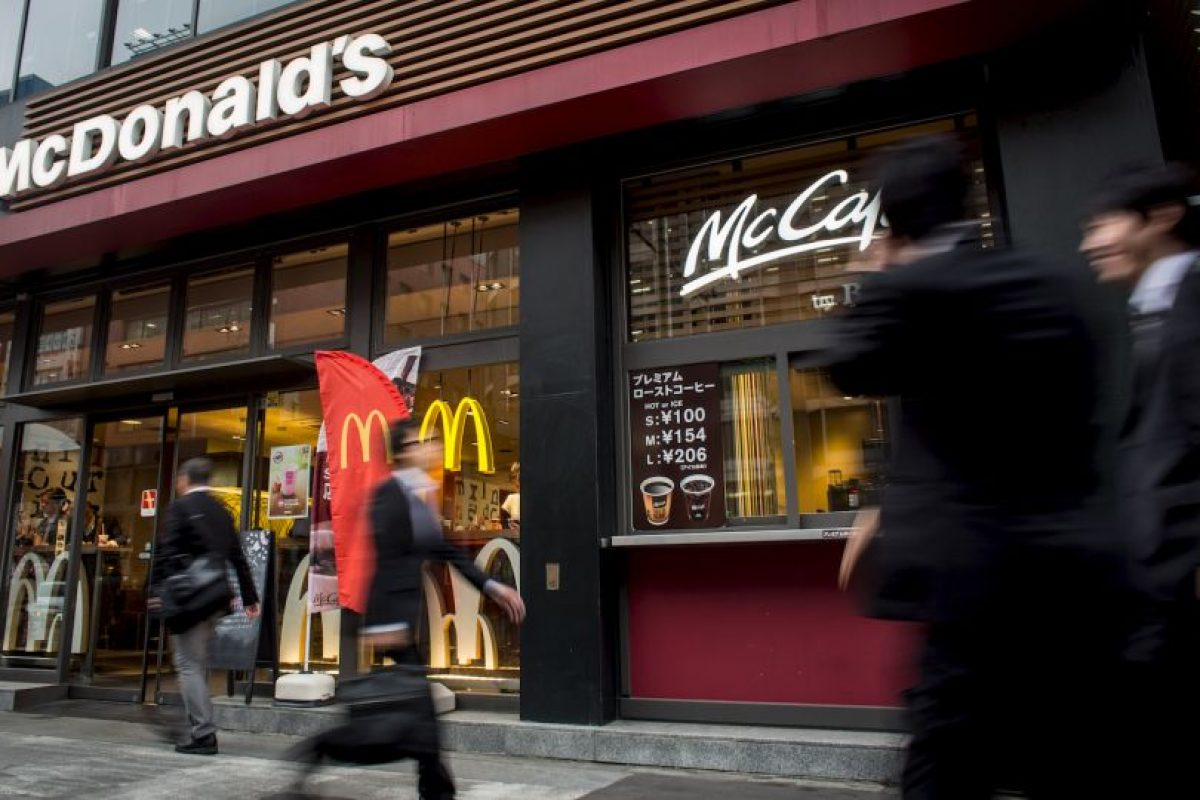 McDonald's se fundó en 1940 por los hermanos Dick y Mac McDonald Foto:Getty Images. Imagen Por: