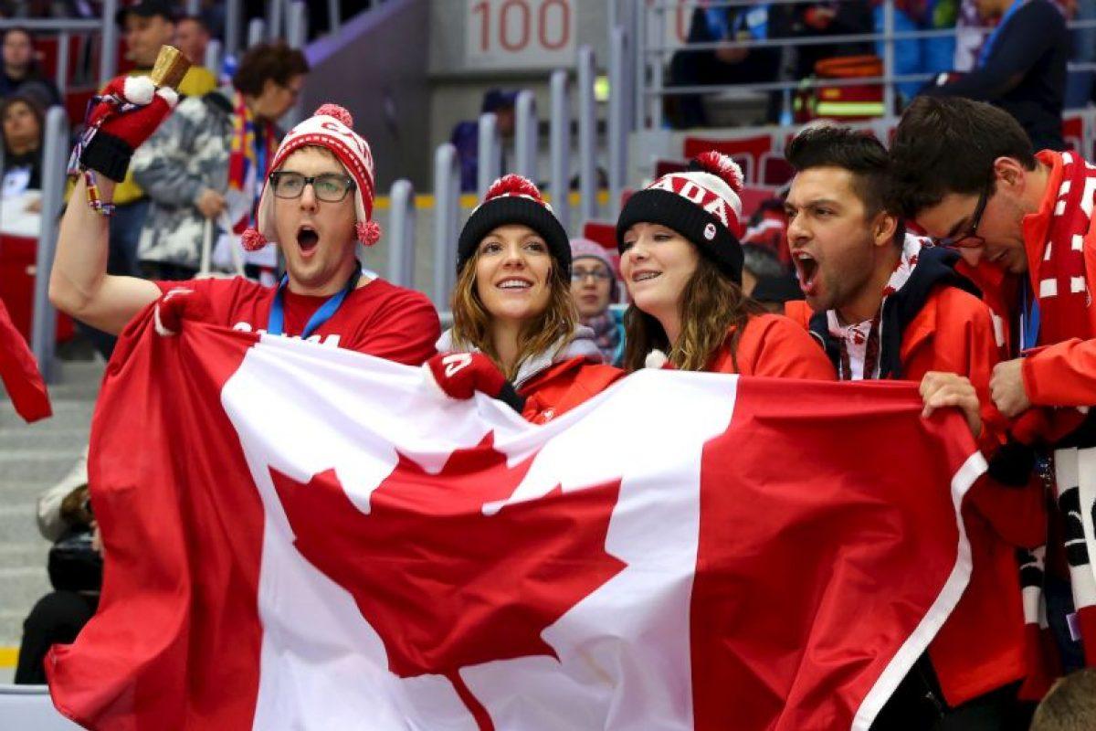En total, este es el número de residentes permanentes que ingresaron a Canadá en 2014, provenientes de América Latina: Foto:Getty Images. Imagen Por: