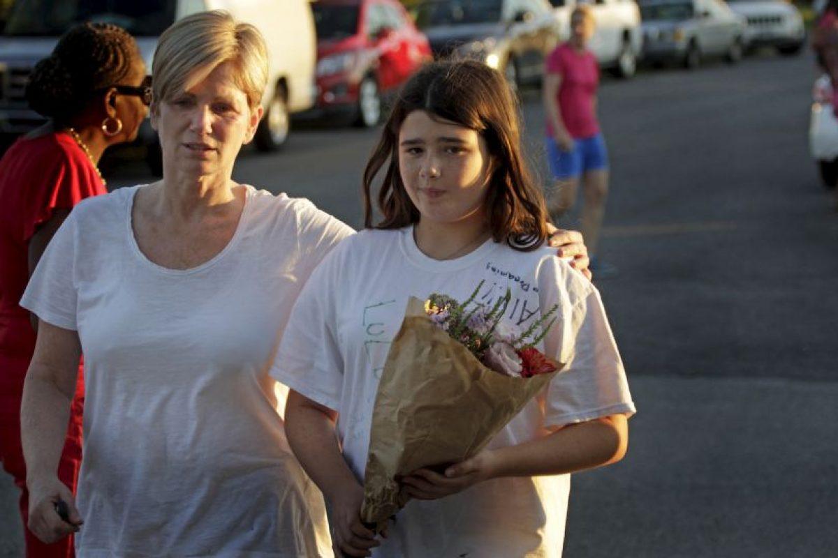 """Este ataque fue decisivo para Williams, quien aseguró: """"Las iniciales de las víctimas están escritas en mis balas"""". Foto:Getty Images. Imagen Por:"""