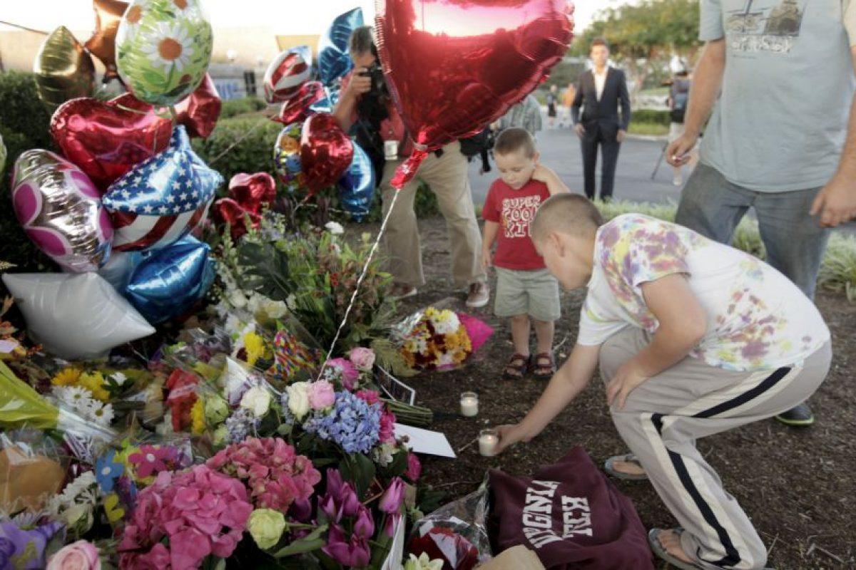 Después de asesinar a sus compañeros se quitó la vida. Foto:Getty Images. Imagen Por: