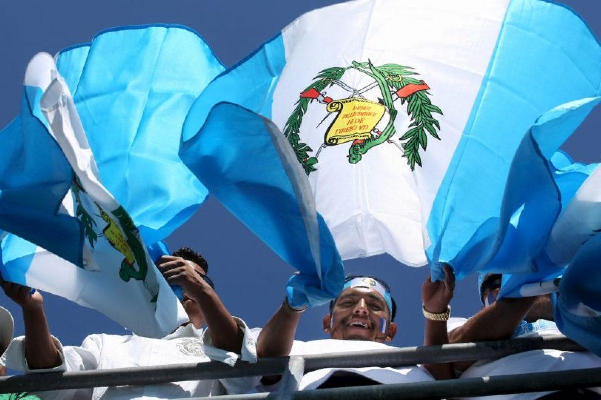Guatemala: 317 Foto:Getty Images. Imagen Por: