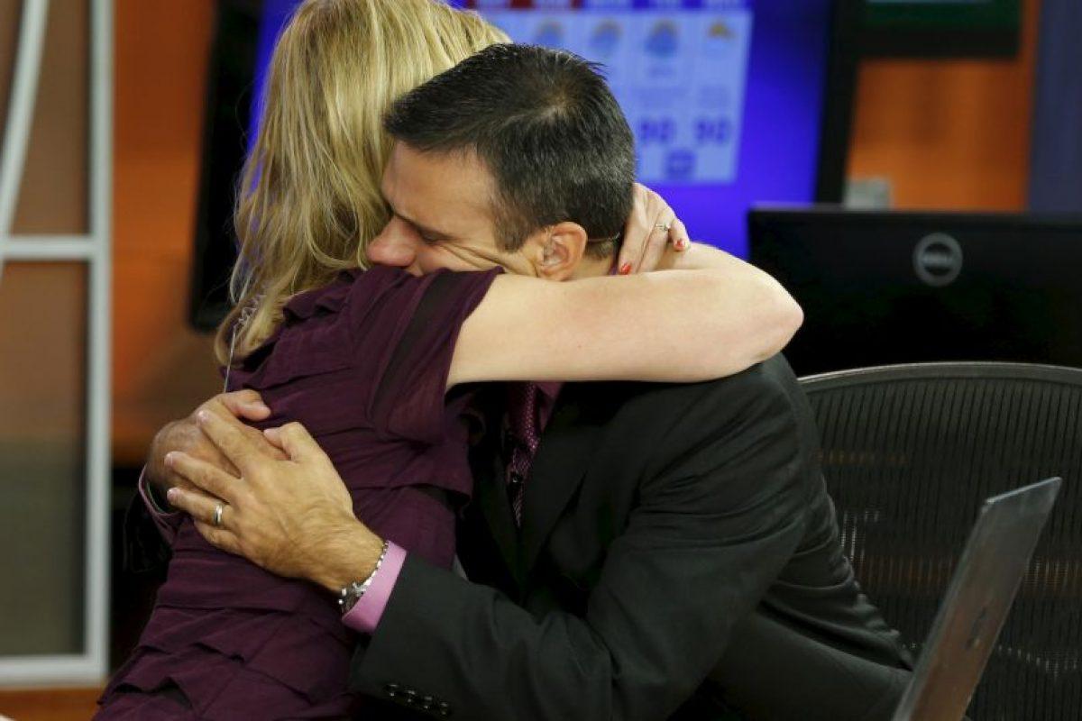 Un nuevo ataque conmocionó a la sociedad estadounidense: Un exreportero de la cadena WDBJ7 asesinó a una reportera y un camarógrafo mientras hacían una transmisión en vivo. Foto:AP. Imagen Por: