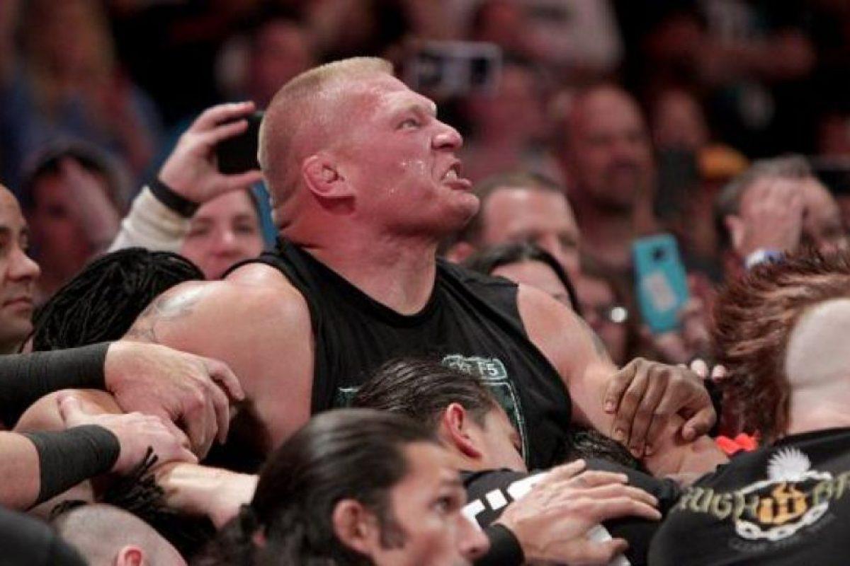 1. Nada es imposible. Foto:WWE. Imagen Por: