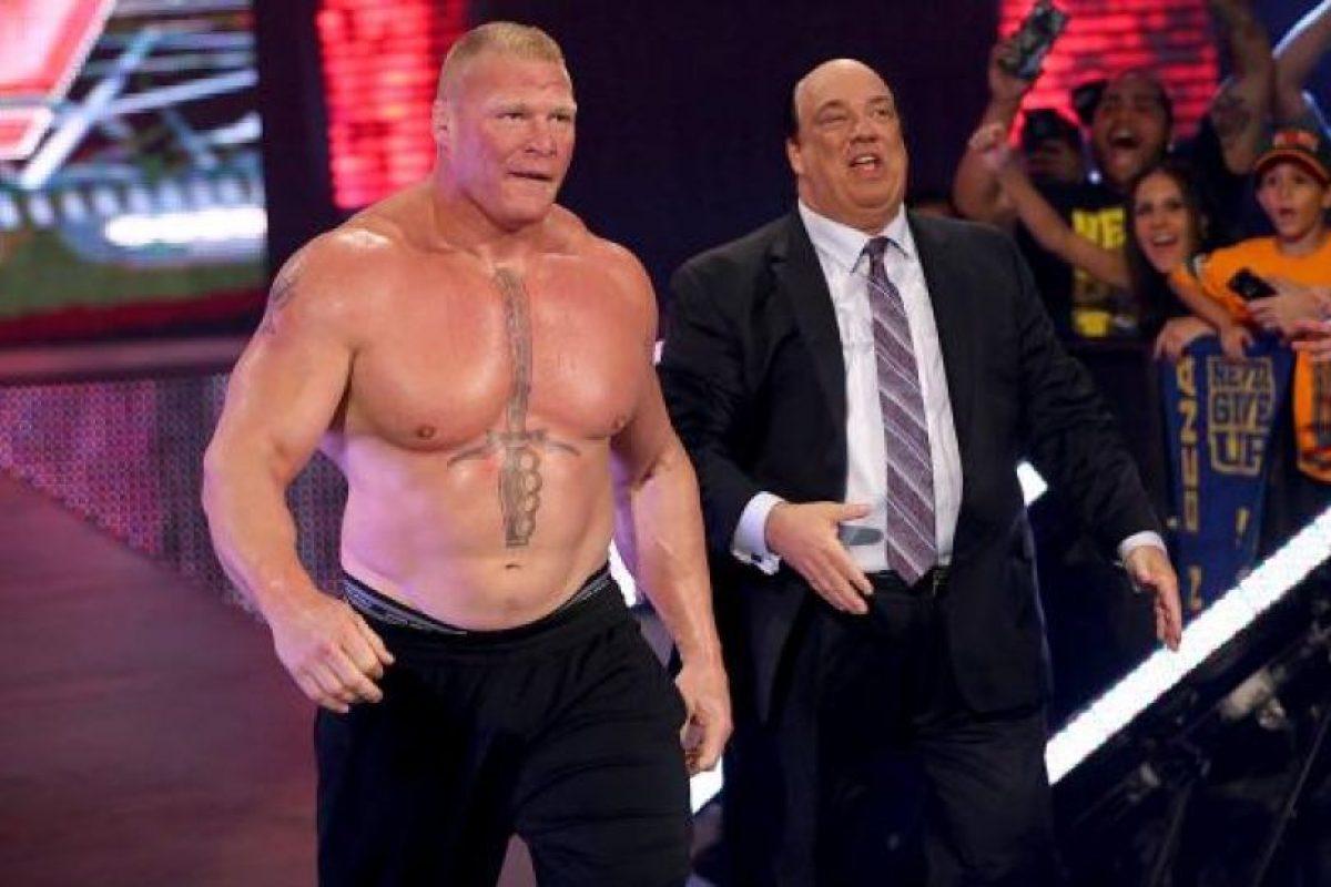 4. La amistad es uno de los valores más importantes Foto:WWE. Imagen Por: