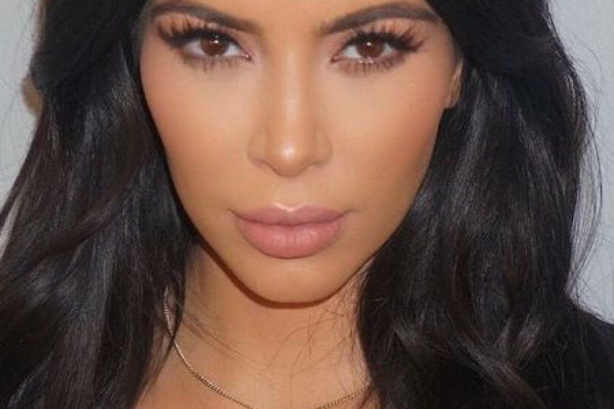 Kim Kardashian Foto:Vía Instagram/@kimkardashian. Imagen Por: