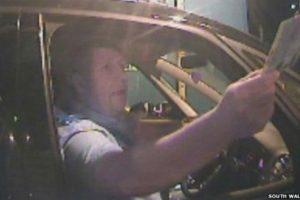 Alan Knight ya está tras las rejas. Foto:Vía CCTV. Imagen Por: