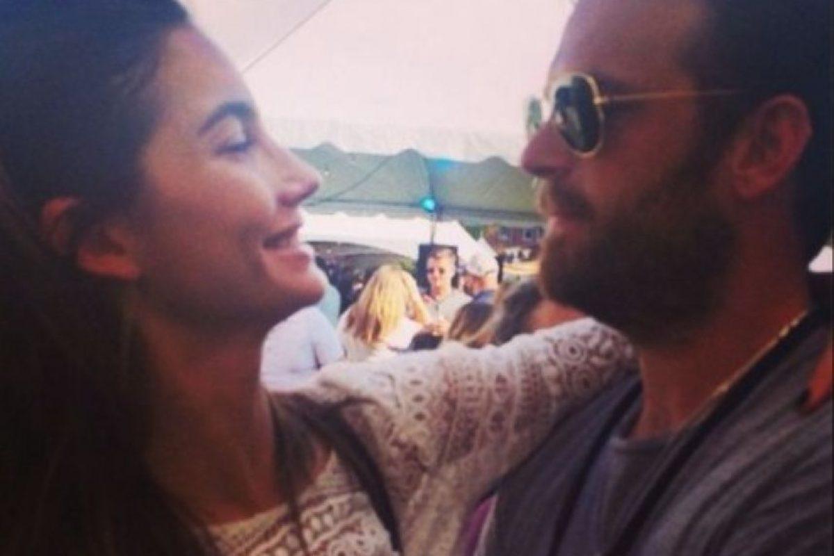 """Su esposo es el vocalista de """"Kings Of Leon"""", Caleb Followill Foto:Vía Instagram. Imagen Por:"""