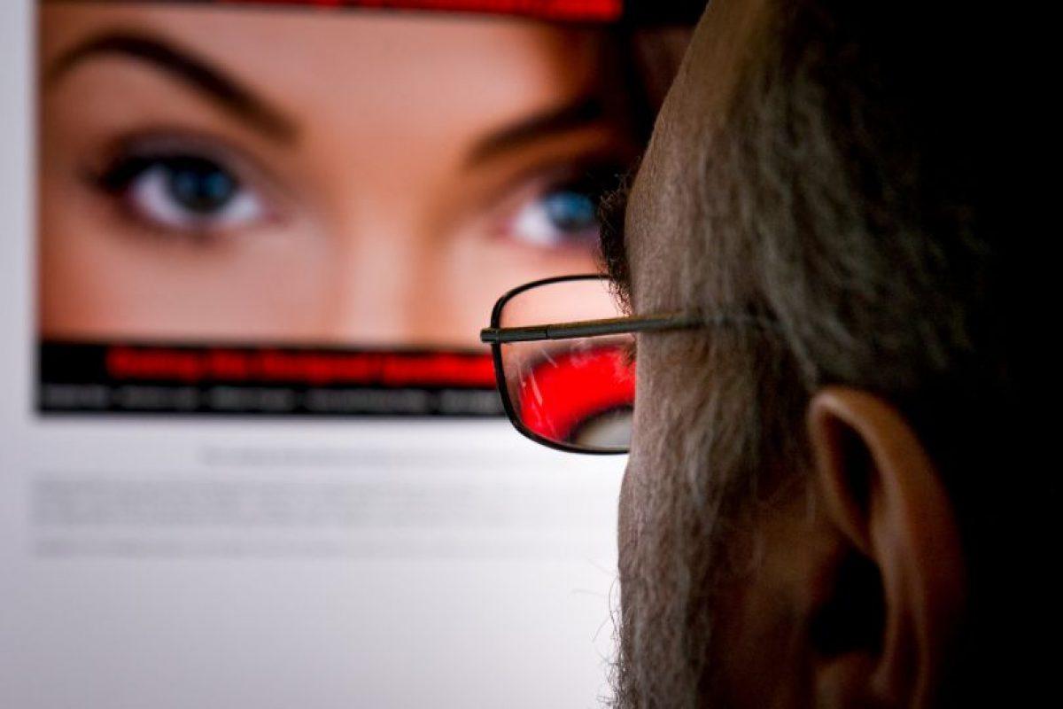 """La base de datos de """"Ashley Madison"""" fue publicada el 20 de julio por un grupo de hackers. Foto:AFP. Imagen Por:"""