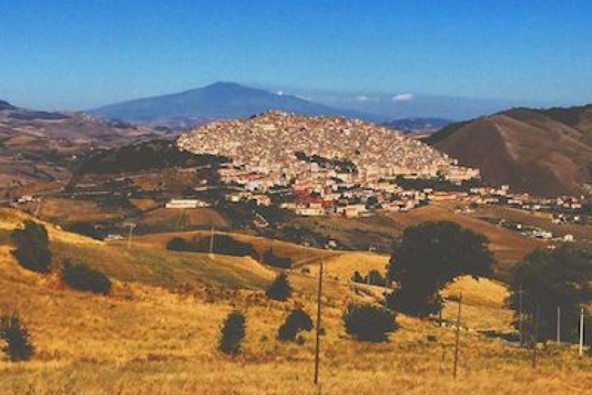 Gangi es un pueblo de siete mil habitantes Foto:Instagram.com/instaobiettivomadonita. Imagen Por: