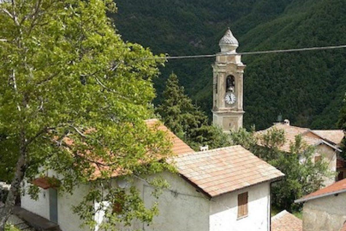 Carrega Ligure es un municipio de 100 habitantes, que en el siglo XIX albergó a más de tres mil personas Foto:Instagram.com/dolby86. Imagen Por: