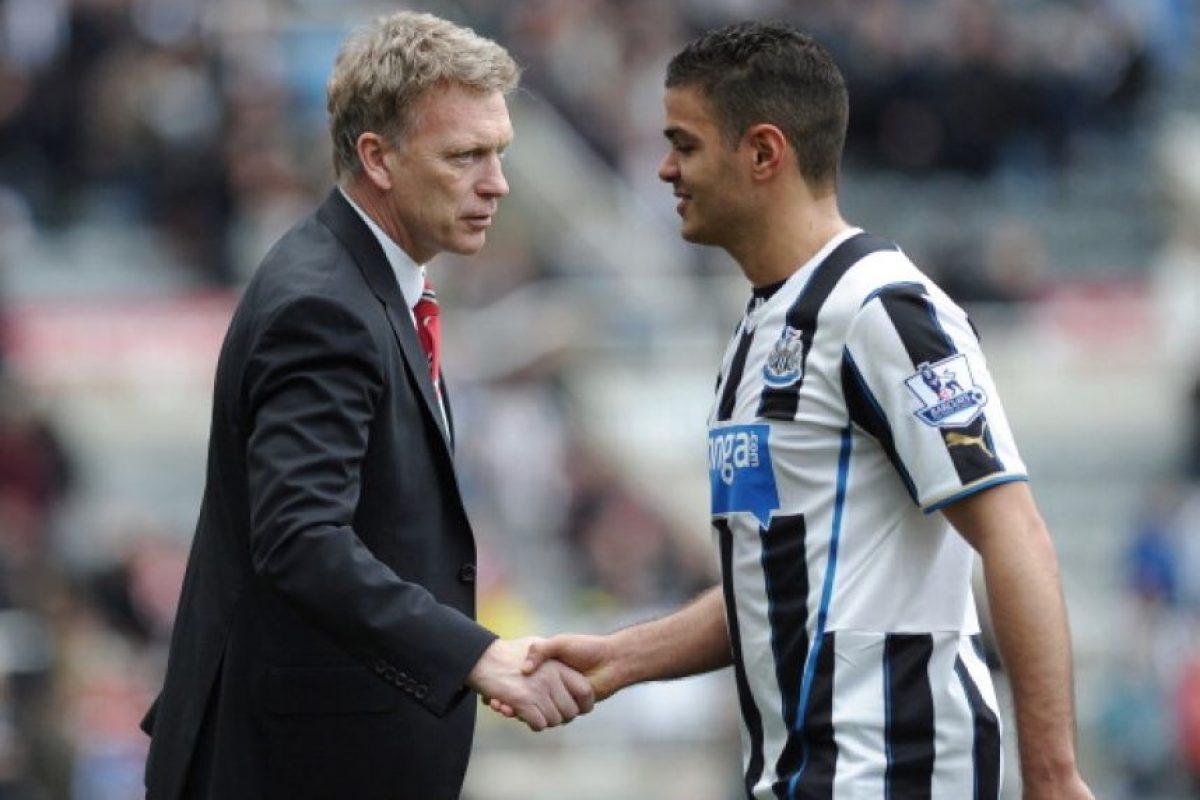 El exjugador del Newcastle llegó a ser seleccionado francés, pero comenzó a descuidarse y subió de peso. Foto:Getty Images. Imagen Por: