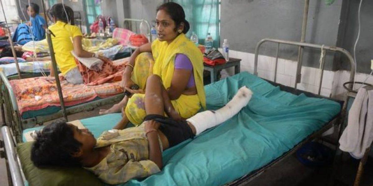 Impacto: operan a menor que nació con tres penes en la India