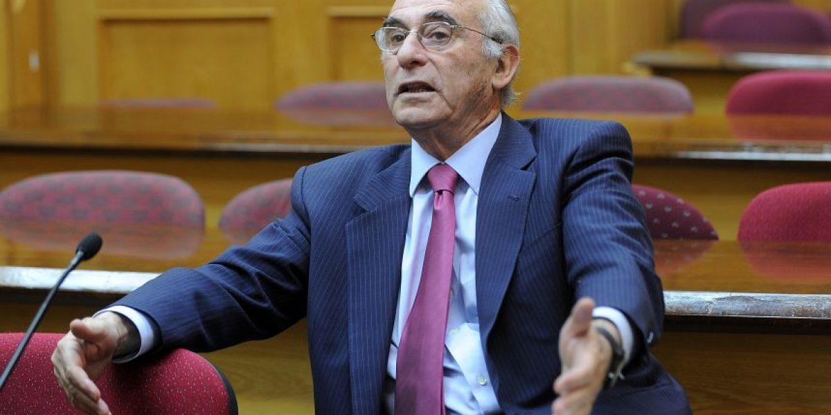 Ex ministro Bitar destaca en consejo asesor para reforma a la educación superior