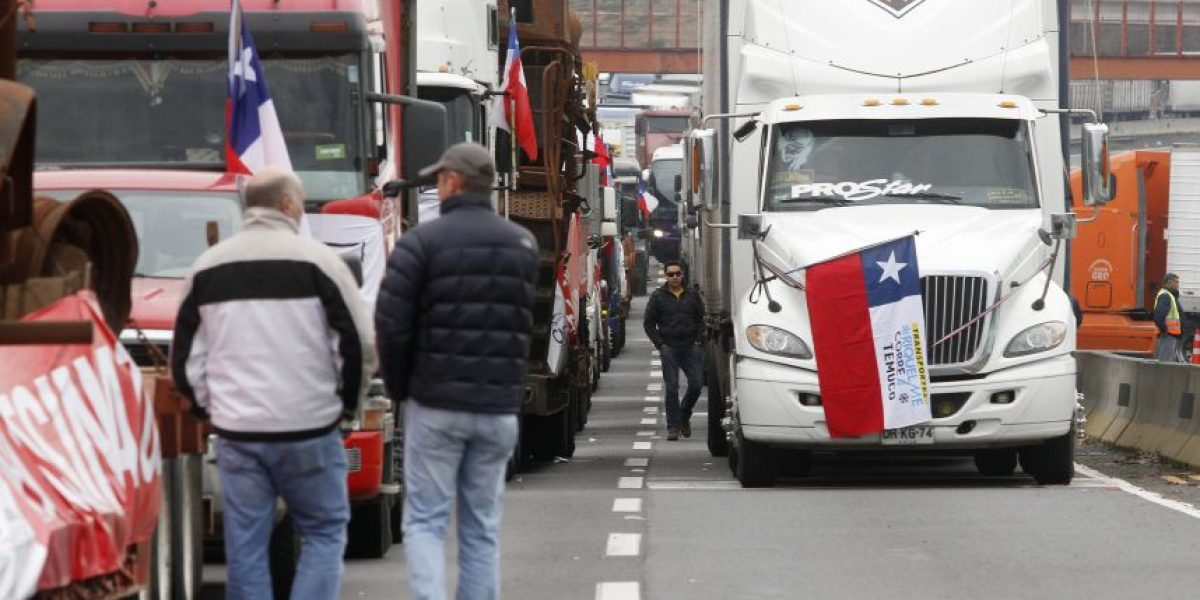 Hasbún y autorización a camioneros:
