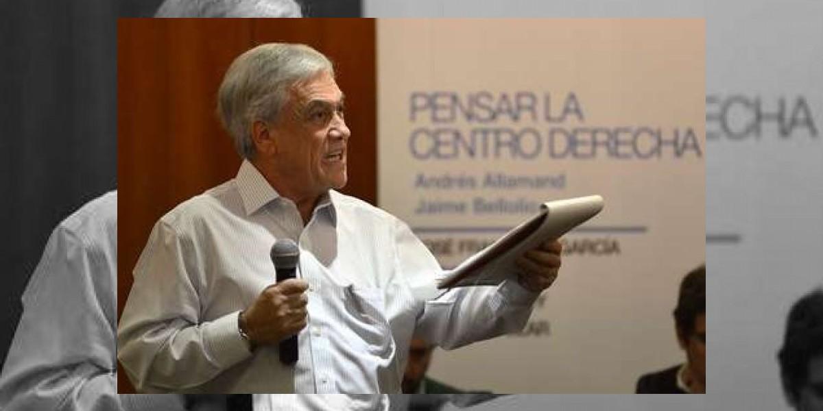 Piñera envía carta a la oposición: