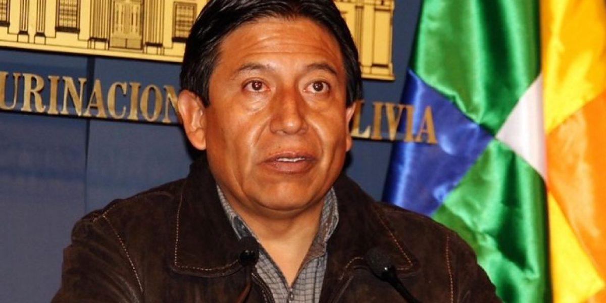 Gobierno rechaza acusaciones del canciller de Bolivia contra Chile